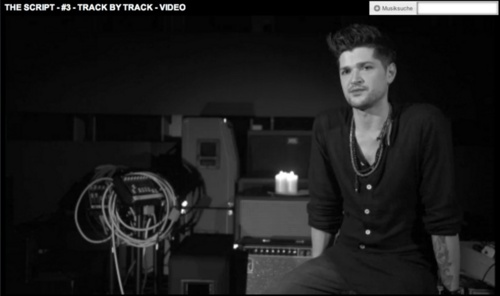 "The Script - ""Track by Track""-Interviw"