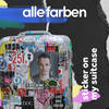 Alle Farben - Sticker on my suitcase (Album; VÖ 14.06.2019)