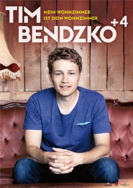 2015 Startet Tim Bendzko Mit Zehn Weiteren Wohnzimmerkonzert Terminen Durch Zusammen Vier Musikern Ist Als 4